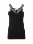Top von Noa Noa in black