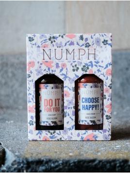 Geschenk-Set Handpflege von Nümph in DazzlingBlue