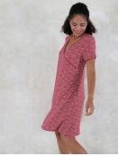 Kleid Chloe von Lykka in FruitsRubin