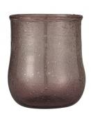 Vase von Ib Laursen in Purple
