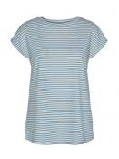Kurzarm T-Shirt Nucaterina von Nümph in Pristine