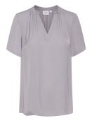 Blouse Bille von Saint Tropez in DappleGray