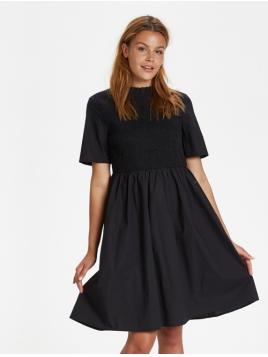 Kleid Gabriella von Saint Tropez in Black