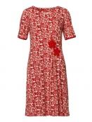 Kleid Poulas Swinging Red von Du Milde