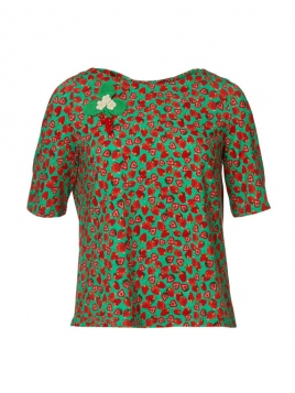 Shirt Strawberry Mary von Du Milde
