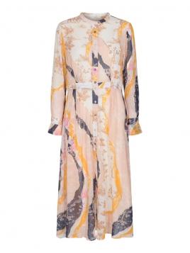 Kleid Nukyndall von Nümph in PeachSkin