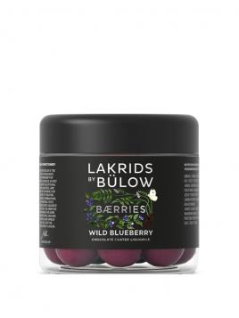 Baerries - Wild Blueberry Small (125g) von Lakrids by Johan Bülow