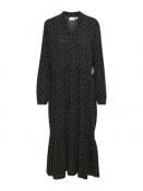 Kleid Eda von Saint Tropez in BlackFlowerBranches