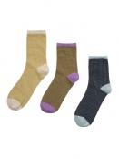 Socken Nuchecky (3er Set) von Nümph