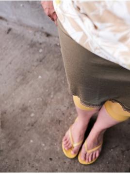 Unterkleid von Noa Noa in BurntOlive