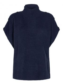 Pullover Nudarlene von Nümph in DarkSapphire