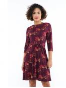 Kleid Charlene dream von Lykka in Raisin