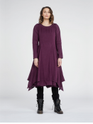 Kleid Karvan von Olars Ulla in Plum