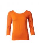 Shirt Trinnis von Du Milde in Orange