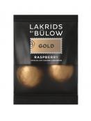 Gold - Raspberry Mini (12g) von Lakrids by Johan Bülow