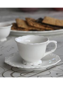 """Kaffeetasse """"Provence"""" von Chic Antique"""