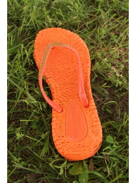 Flipflop von Ilse Jacobsen in Orange