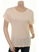 T-Shirt 1-5178-4 von Noa Noa in White Rose