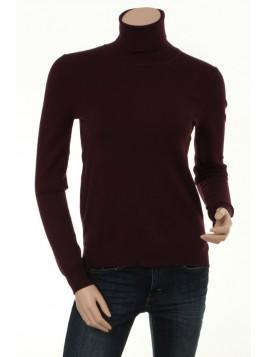 Rollkragen-Pullover Liva Knit von InWear in plum