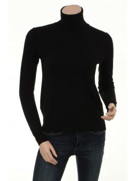 Rollkragen-Pullover Liva Knit von InWear in black