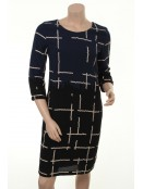 Kleid Nete von InWear in Night Blue