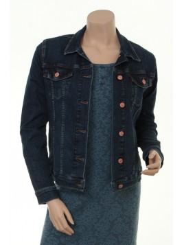 Jeansjacke Arelis von Part Two in Dark Denim