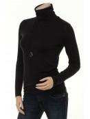 Rollkragen T-Shirt Bafrida von Part-Two in black