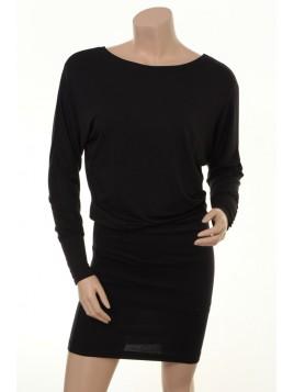 Kleid Belvia von Part-Two in Black