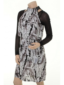 Kleid 4754-23 von Nü by Staff-Woman in Thunder Grey