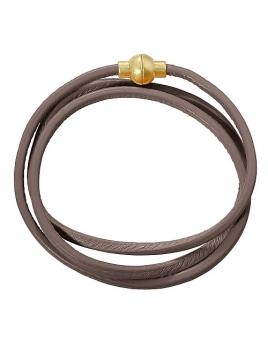 Bracelet HIP F880 taupe von Sence Copenhagen