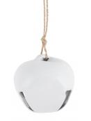 Glocke (groß) von Ib Laursen in weiß