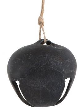 Glocke (groß) von Ib Laursen in schwarz