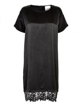 Kleid Gwynn black Spitze von Part-Two