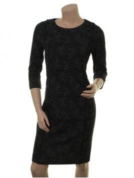 Kleid Grinday von Part-Two in Artwork Black