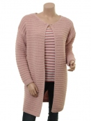 Strickjacke Grinn von Part-Two in Rose Smoke