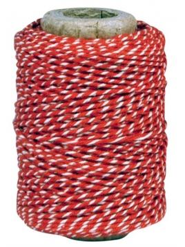 Garnrolle (50m) von Ib Laursen in Rot-Weiß