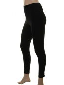 Leggings von Du Milde in Black