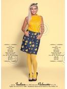 Blouse Indian von Margot in gelb
