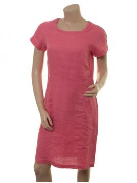Leinen-Kleid Aundreas von Part-Two in Rapture Rose