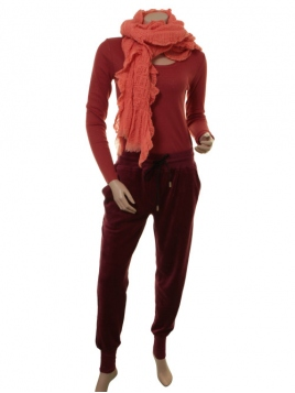 Hose 1-7831-1 von Noa Noa in oxblood red