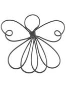 kl. Drahtengel (Kleid) von Ib Laursen in Schwarz