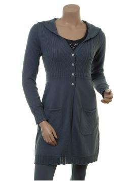 Kaschmir-Knitwear Neele von Sorgenfri Sylt in Aqua