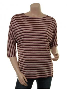 Langarm T-Shirt 1-8333-1 von Noa Noa in art rosa