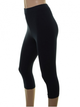 Kurze Leggings  von Du Milde in blue