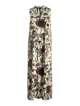 Blumen-Kleid 5624-23 von Nü Denmark in Nude
