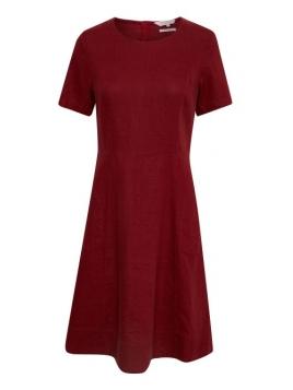 Kleid Kalena von Part-Two in Pomegranate