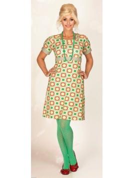 Kleid Fiore Marinello von Margot in Green