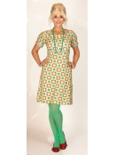 Kleid Fiore Marinello von Margot in Green