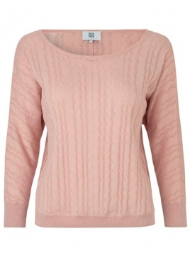 Pullover 1-8682-1 von Noa Noa in rose dust