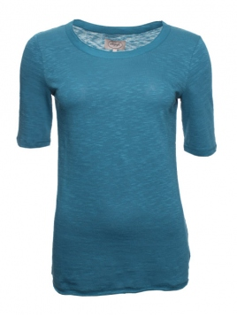 Shirt Tordis 28-053-230 von Sorgenfri Sylt in emerald